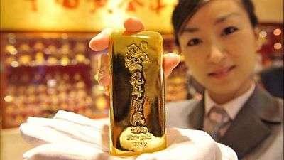 Oro de China